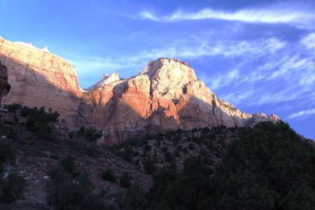 More Zion Rocks